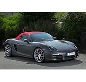 Porsche Boxster  Information And Photos MOMENTcar