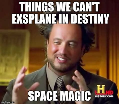 Magic Meme - ancient aliens meme imgflip