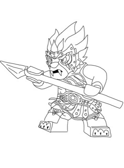 more lego legend of chima coloring pages parties kids