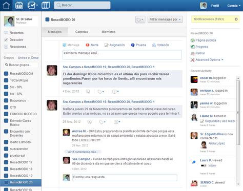 edmodo español educaci 243 n y tic nueva versi 243 n de edmodo 2012