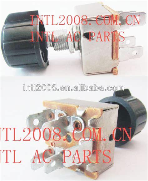 Blower Unit Fujicool Hang On Berkualitas blower switch rotary 5 prong hang on units 3 speed 71r1150 6516690 sw 2400c uac ac a c air