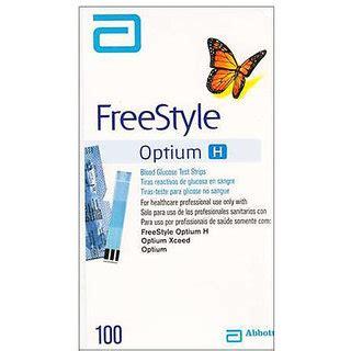 Freestyle Optium 100 Test Strips 1 abbott freestyle optium 100 test strips buy abbott freestyle optium 100 test strips at
