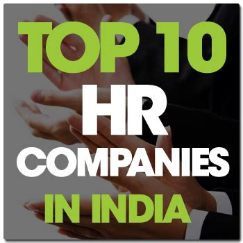 Top 10 HR Companies in India   Top HR Companies   List of