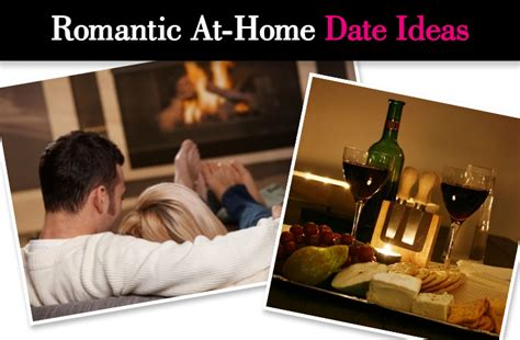 at home date ideas