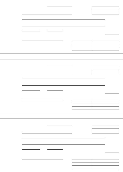 form free printable blank receipt form official sample format