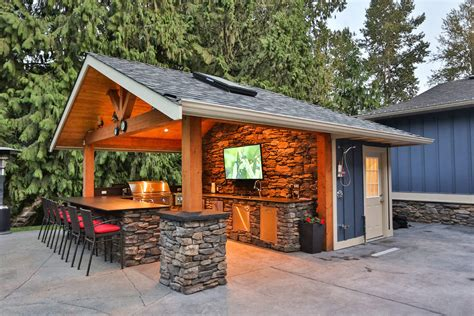 cocina outdoors creating a new outdoor kitchen