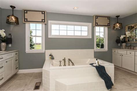 nelson farms marshall model grand opening fischer homes fischer homes marshall master bath bathrooms pinterest