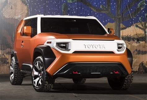 another radical toyota suv meet the new ft 4x concept