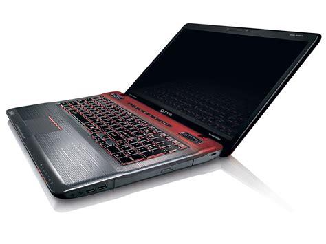 toshiba s new gaming flagship laptops qosmio x770 x770 3d