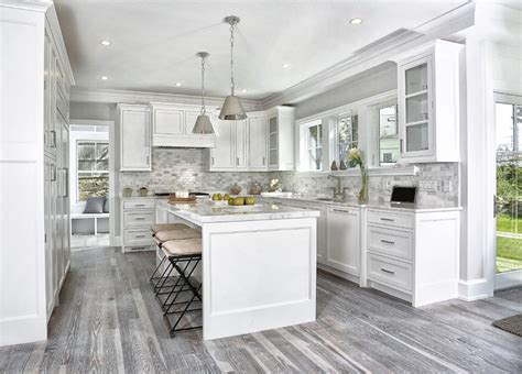 Cool Kitchen Floor Ideas 15 Cool Kitchen Designs With Gray Floors