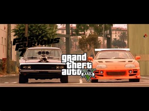 fast and furious cars vin diesel gta 5 fast and furious 7 dom s 1970 charger car build