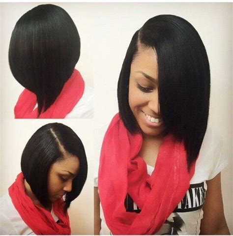 cute hair bobs for weave 194 best images about weave styles on pinterest stylists
