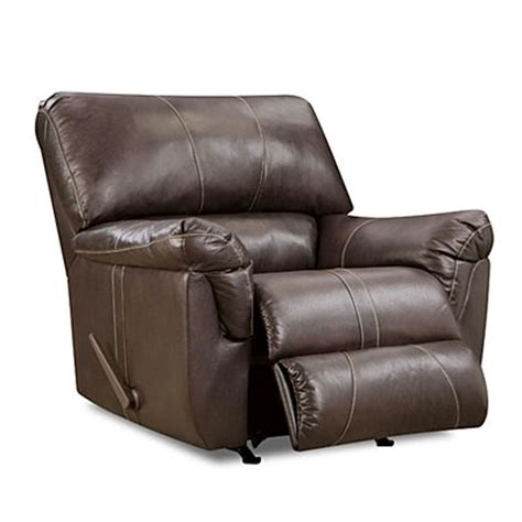 Big Lots Recliner by View Simmons 174 Bucaneer Cocoa Rocker Recliner Deals At Big Lots