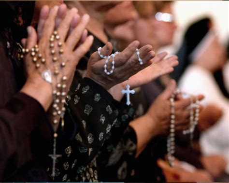 praying with rosary the rosary a weapon of mass part 4