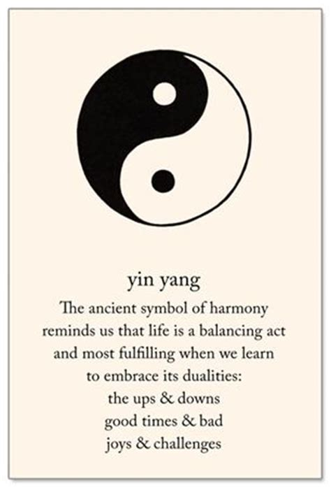 Yin Und Yang Bedeutung by 25 Best Yin Yang Quotes On Yin Yang Yin Yang