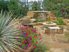 tips to beautify garden with southwest style