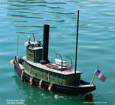 tug boat rc models brooklyn tugboat rc model tugs and equipment pinterest