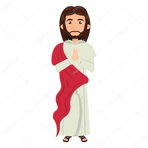 imagenes de jesus animado jesucristo hombre de dibujos animados archivo im 225 genes