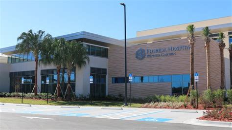 Garden City Healthcare Center by Florida Hospital Hca Plan Orlando Area Expansions