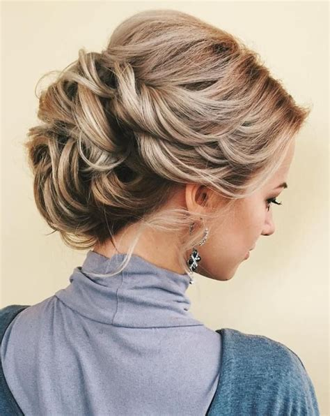 hair style for minimun hair on scalp 25 best ideas about loose curly updo on pinterest loose