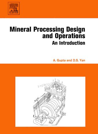 plant design and operations books mineral processing design and operation an introduction