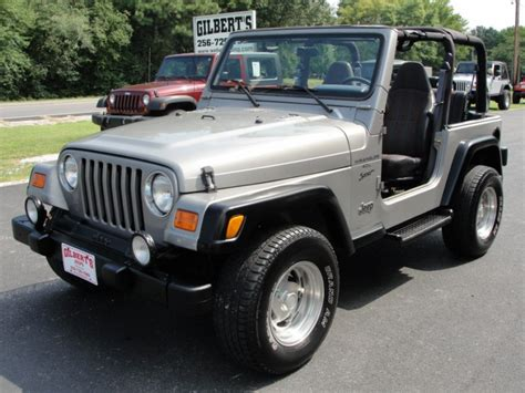 gilberts jeep gilberts jeep 28 images jeep wrangler 2001 stk 640