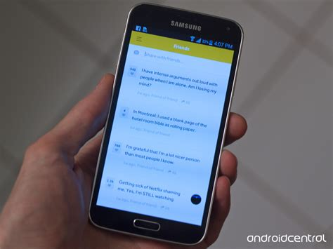 secret app secret app updated with chat and communities android central