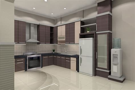 32 kumpulan gambar dapur rumah minimalis terbaru 2015