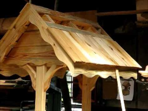Octagon Cabin log cabin cottage style wishing well part 3 of 3 youtube