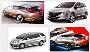 Honda Sedan Terbaru Mobil Honda Terbaru Mobilio Freed Odyssey Crv Html
