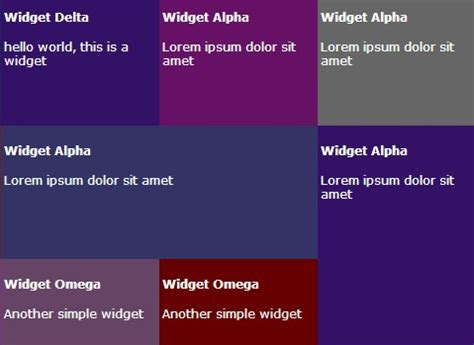 js layout plugin simple jquery plugin for matrix style grid layout gridly