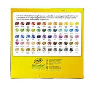 crayola colored pencils 100 pack crayola colored pencils 100 count import it all