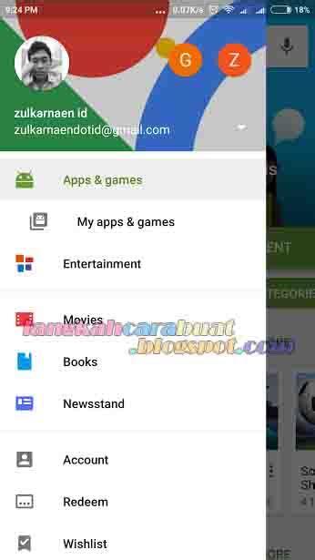 daftar gmail lewat hp android  anak sekolah