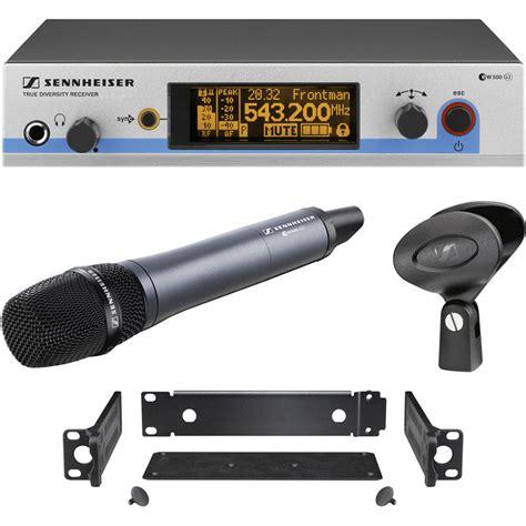 Mic Wireless Sennheiser Evolution Ew 1000 Murah sennheiser ew500 935 g3 wireless handheld ew500 935g3 a b h