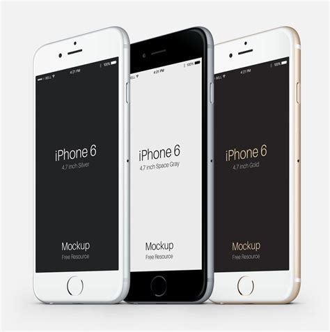 3 iphone mockup 3 4 iphone 6 psd vector mockup part 2 mockups templates