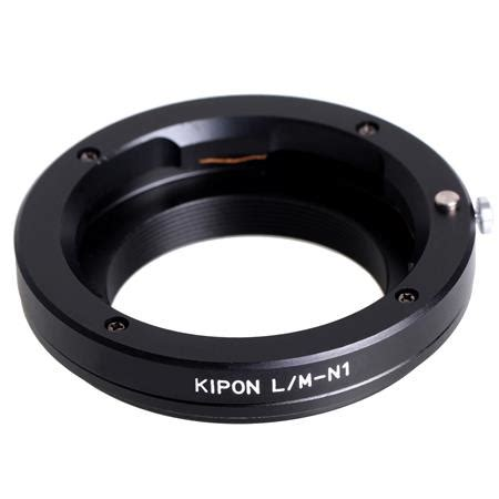 kipon leica m lens to nikon 1 camera lens adapter kp la
