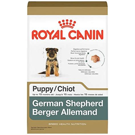 royal canin german shepherd puppy best food for german shepherds 8 vet recommended brands