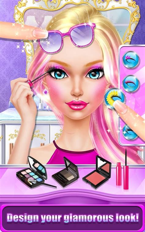 fashion doll play fashion doll diversity salon android apps on play