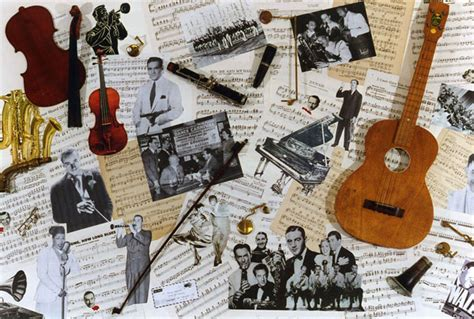 swing era markell collage artist mind moods gallery