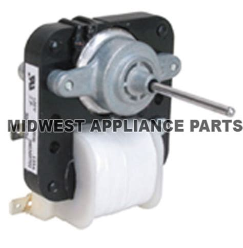 frigidaire evaporator fan motor frigidaire evaporator fan motors midwest appliance parts