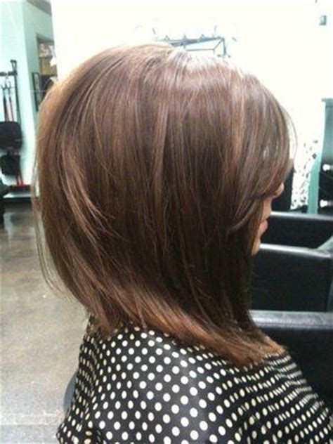 bobs with slight stack long bob cute cut if you want to shorten up the hair