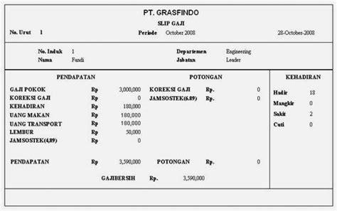 contoh slip gaji format pdf convert pdf ke excel offline acgranb