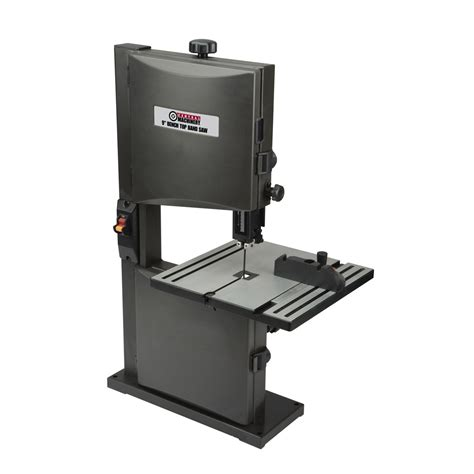 table top band saw 1 3 hp 9 in benchtop band saw