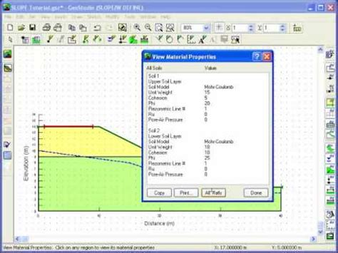 slope w tutorial geostudio 2004 slope w tutorial youtube