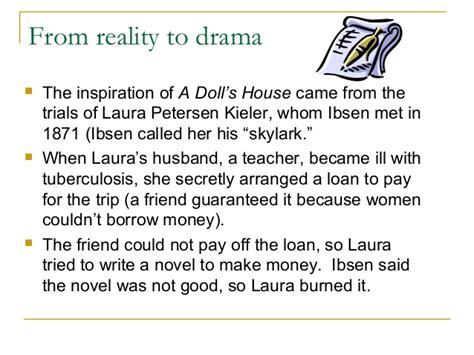 spark notes a dolls house before you read henrik ibsen s a doll s house