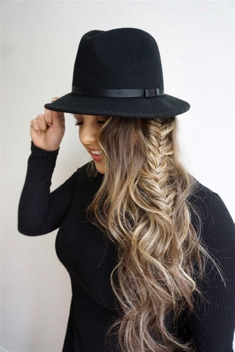 Hairstyles For Hats Black the of hat hair hairstyles