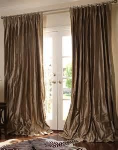 Pom Pom Trim Curtains