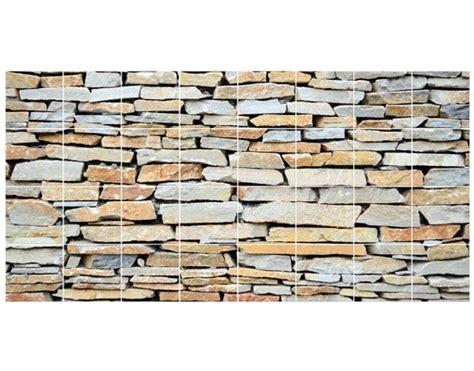 fliesenaufkleber betonoptik fliesenbild ibiza stonewall fliesendekoration