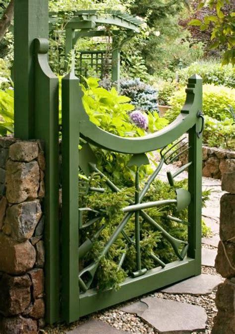 great garden gate ideas gardens  ojays  garden tools