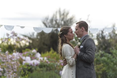 a light between oceans vikander on the light between oceans and